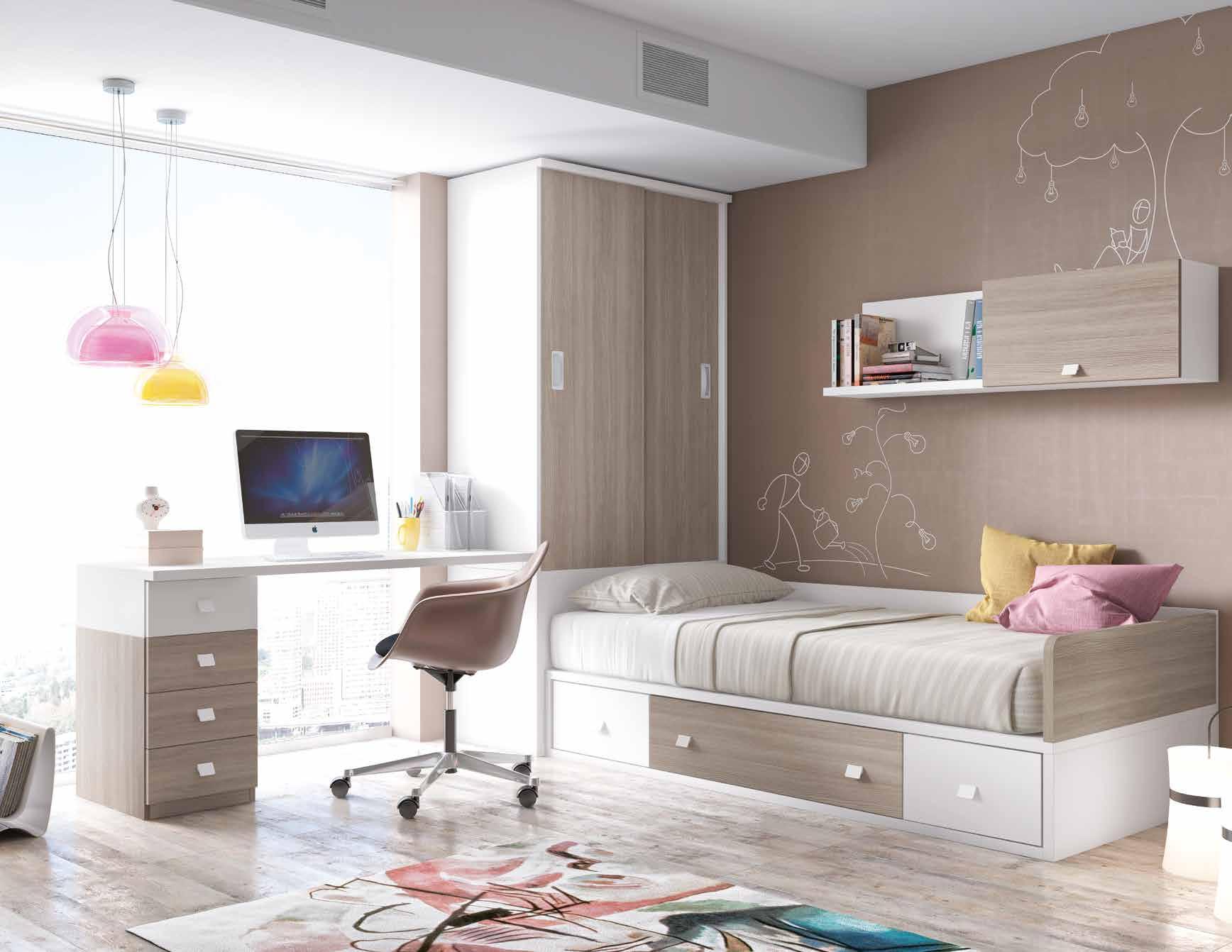 279 dormitorios f 44 muebles el molinero - Www dormitorios juveniles ...